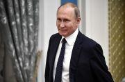 Kremlin Sebut Putin Rutin Menjalani Tes Covid-19
