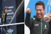 Podium Selamatkan Karier Rossi, Petronas SRT Segera Bahas Kontrak Pekan Depan