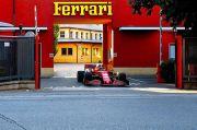 Sang Bos Akui Tahun Ini Ferrari Tak Kompetitif