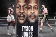 Fury dan Joshua Raja Kelas Berat, Jones Jr: Aku dan Tyson Bisa Kalahkan Mereka