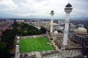 Bandung Raya Cerah Berawan, Suhu 16,8-30,4 Derajat Celsius