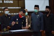 Bupati-DPRD Batang Sepakat Bantuan Keuangan Parpol Naik 100 Persen