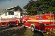 Kantor Dinkes Sulsel Terbakar, Warga : Terbakarmi Corona Juga