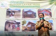 Wagub Sulsel Resmikan Rumah Layak Huni AMCF untuk Kaum Duafa