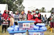 40 Shelter Pengungsi di Kampal Lutra Mulai Dimanfaatkan