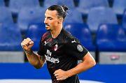 Kabar Gembira Bagi Milanisti, Ibrahimovic Putuskan Terus Bertahan