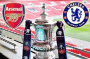Fakta Laga Arsenal vs Chelsea: Rekor The Gunners