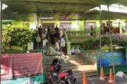 Terapkan Protokol Kesehatan, Warga di Zona Merah Tetap Gelar Salat Idul Adha