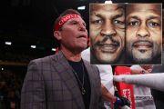 Julio Cesar Chavez Baper Duel Tyson vs Jones Bentrok Jadwal Canelo