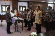 Lantik Enam Pejabat Eselon II Pemkab Batang, Ini Pesan Bupati Wihaji