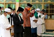 Dekat Rumah, Ganjar Pilih Salat Idul Adha di Masjid Kemenag Jateng