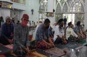 Salat Idul Adha di Pekalongan Disiplin Terapkan Protokol Kesehatan