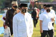 Idul Adha di Mako Brimob, Kapolda Jateng Serahkan Kurban 10 Sapi dan 14 Kambing