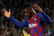 Barcelona Tunggu Pembeli Dembele