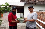 Di Tengah Pandemi, KKN Mahasiswa Unair Fokus Tanaman Hidroponik