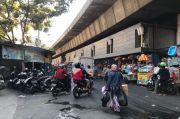 Libur Idul Adha, Asemka Dipenuhi Pedagang Kaki Lima