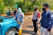 Sopir Taksi Meninggal Dalam Kendaraan saat Parkir di Sunter