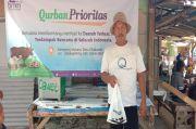 Tunjukkan Kepedulian, BMM Salurkan Qurban Prioritas ke Lokasi Terdampak Bencana