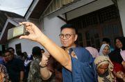 Sapa Warga, Mulyadi Jadi Curhat Amak-amak Minang