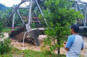 Jembatan Sinandaka Putus, Akses Sulut-Gorontalo dari Helumo Lumpuh