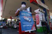 Pertamina Jamin Stok BBM di SPBU Rest Area Tol Aman