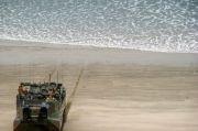 Kecelakaan dalam Latihan, 1 Marinir AS Tewas dan 8 Lainnya Hilang