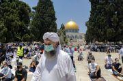 Yordania Desak Israel Hormati Kesucian Masjid Al-Aqsa