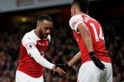 Akrab, Tapi Urusan Masa Depan di Arsenal Lacazette Tak Tergantung Aubameyang