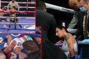 Horor KO 7 Detik Estrada vs Adkins Tragedi Tinju Wanita Mengerikan