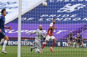 Gulingkan 10 Pemain Chelsea, Arsenal Juara Piala FA 2019/2020