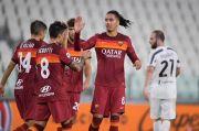 Pelatih AS Roma Puas Bisa Nodai Perayaan Gelar Juventus