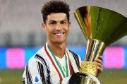 Jangan Paksa Ronaldo Tinggalkan Juventus Sekarang