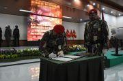 Letkol Inf Wimoko Resmi Jabat Wadan Sat-81 Kopassus