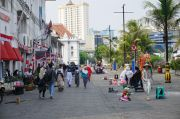 Akhir Pekan Idul Adha, Wisata Kota Tua Sepi Pengunjung