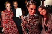 Terinspirasi Beyonce, Adele Pamer Foto dengan Wajah yang Sangat Manglingi