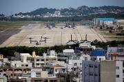 Okinawa Umumkan Keadaan Darurat Akibat Peningkatan Infeksi Covid-19 di Basis Militer AS