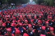 Tolak Omnibus Law Cipta Kerja, Buruh Jabar Ancam Gelar Aksi Mogok Nasional