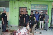Relawan Bobby Nasution Kurban Bersama Muhammadiyah Kota Medan