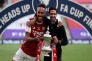 Arsenal Iming-imingi Aubameyang Gaji Rp4,7 Miliar Per Pekan
