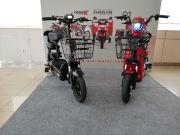 Viar Motor Indonesia Hadirkan Sepeda Listrik Uno dan Akasha