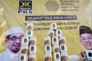 PKS Salurkan 18 Ribu Kornet Daging Kurban untuk Ketahanan Pangan