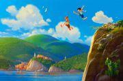 Luca, Film Animasi Terbaru Disney-Pixar Berlatar Kota Riviera