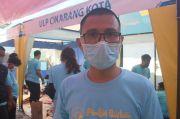Cegah Penyebaran Corona, PLN UP3 Cikarang Bagikan 800 kantong Daging Kurban Door to Door