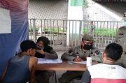 Operasi Kepatuhan Daerah, Petugas Gabungan Kecamatan Pasar Rebo Tindak 50 Pelanggar