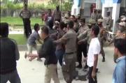 Pelantikan Sekdaprov Sulawesi Tenggara Diwarnai Kerusuhan