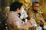 Gubernur Dukung Penuh Geopark Maros Pangkep Menuju Pariwisata Dunia