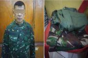 12 Tahun Jadi Anggota TNI Gadungan, Pria Ini Akhirnya Dicokok Babinsa