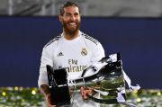 Sergio Ramos Diramal Baru Pensiun di Usia 40 Tahun