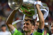 Putuskan Pensiun, Real Madrid Beri Tribut kepada Casillas