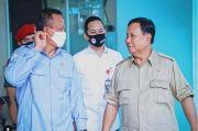 Prabowo Puji Menteri Edhy: Dulu Sopir Saya, sekarang Sama-sama Menteri